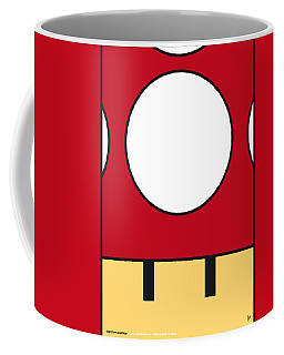 My Mariobros Fig 05a Minimal Poster Coffee Mug