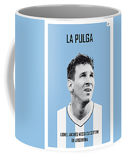 My Messi Soccer Legend Poster Coffee Mug