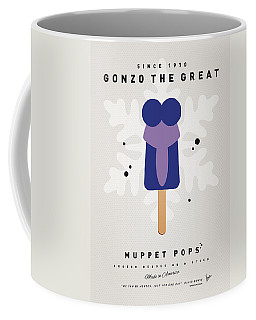 My Muppet Ice Pop - Gonzo Coffee Mug