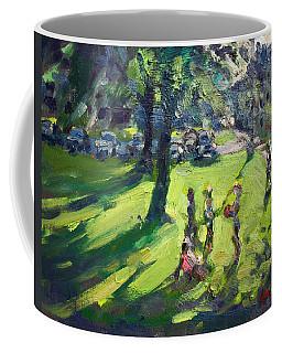 My Neighborhood Front Yard Coffee Mug