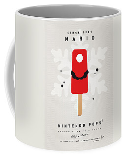 My Nintendo Ice Pop - Mario Coffee Mug