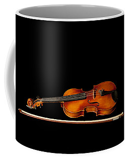 My Old Fiddle And Bow Coffee Mug