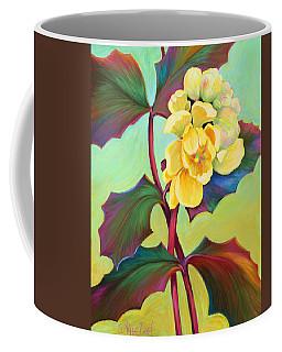 My Oregon Grape Coffee Mug by Sandi Whetzel
