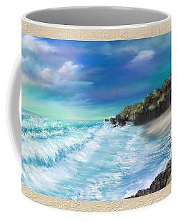 My Private Ocean Coffee Mug
