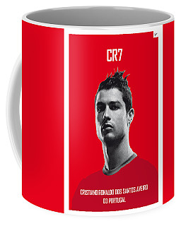 My Ronaldo Soccer Legend Poster Coffee Mug