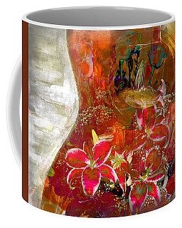 Coffee Mug featuring the photograph My Song by Athala Carole Bruckner