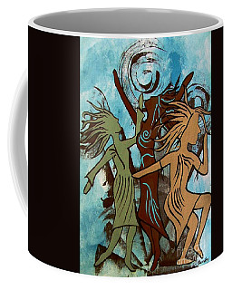 My Spirit Dances Coffee Mug