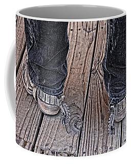 My Spurs Go Jingle Jangle Coffee Mug