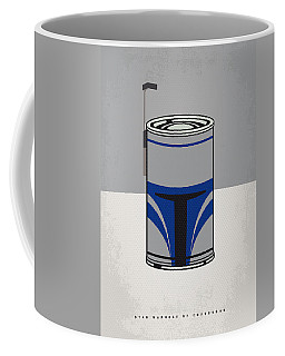 My Star Warhols Jango Fett Minimal Can Poster Coffee Mug