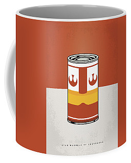 My Star Warhols Luke Skywalker Minimal Can Poster Coffee Mug