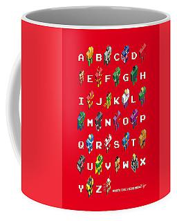 My Super Abc Minimal Poster Coffee Mug