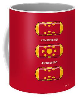 My Superhero Pills - Iron Man Coffee Mug