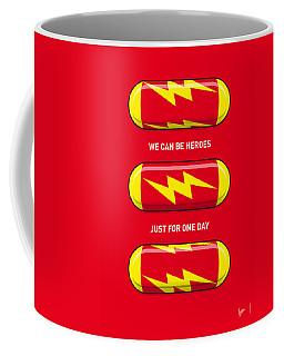 My Superhero Pills - The Flash Coffee Mug