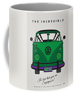 My Superhero-vw-t1-hulk Coffee Mug