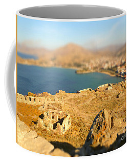 Coffee Mug featuring the photograph My Toy Castle by Vicki Spindler