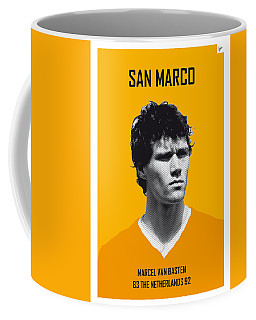 My Van Basten Soccer Legend Poster Coffee Mug