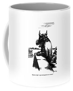 My Wish Is Simple - To Give Something Back Coffee Mug