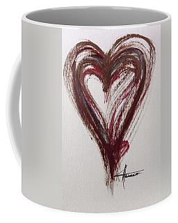 Myeloma Awareness Heart Coffee Mug