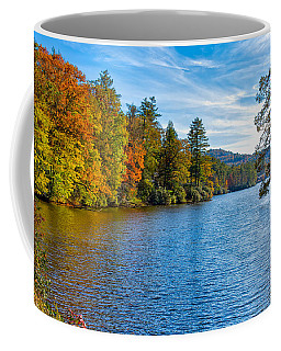 Myriad Colors Of Nature Coffee Mug by John M Bailey