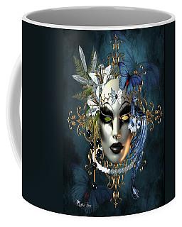 Mysteries Of The Mask 1 Coffee Mug