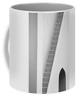 Mysterious Staircase Coffee Mug