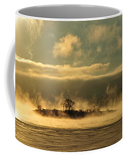 Coffee Mug featuring the photograph Mystery Island by Randi Grace Nilsberg
