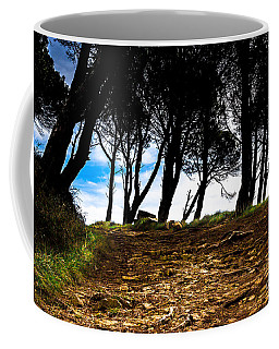 Mystery Of The Forest Coffee Mug