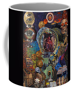 Mystery Of The Human Heart Coffee Mug