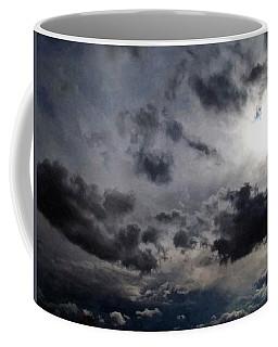 Mystery Of The Sky Coffee Mug