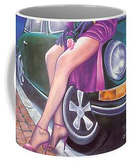 Mystery On Peter Porsche Coffee Mug