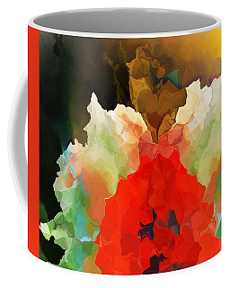 Coffee Mug featuring the digital art Mystic Bloom by David Lane