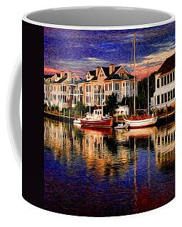 Mystic Ct Coffee Mug