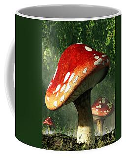 Mystic Mushroom Coffee Mug