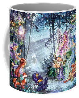 Mystical Meeting  Coffee Mug