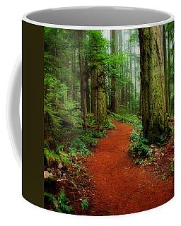 Mystical Trail Coffee Mug