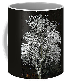 Mystical Winter Beauty Coffee Mug