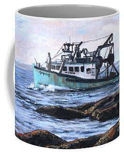 Mystique Lady Coffee Mug by Eileen Patten Oliver