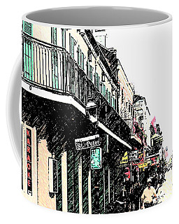 N O French Quarter Coffee Mug