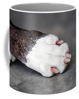 Nail Biter Coffee Mug