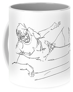 Naked-man-art-16 Coffee Mug