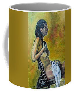 Naked Tellervo 1 Coffee Mug