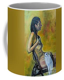 Naked Tellervo 1 Coffee Mug
