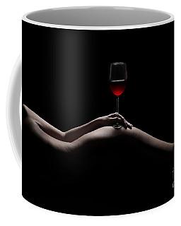 Naked Wine Coffee Mug