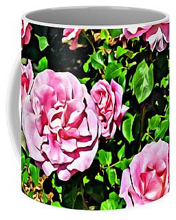 Nana's Roses Coffee Mug