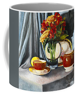 The Legacy Coffee Mug by Marlene Book