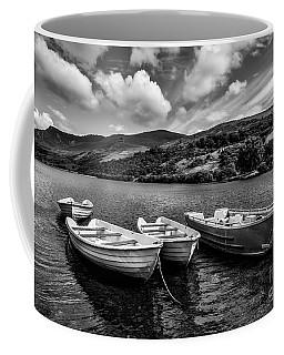 Nantlle Uchaf Boats Coffee Mug