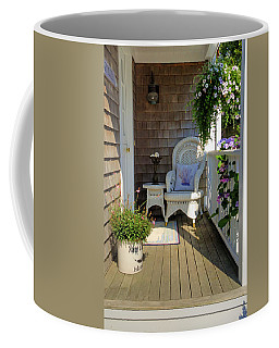 Nantucket Porch Coffee Mug