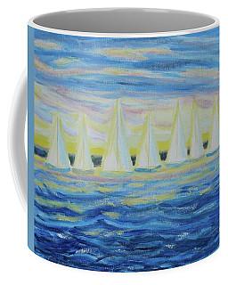 Nantucket Sunrise Coffee Mug