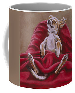 Nap Hard Coffee Mug