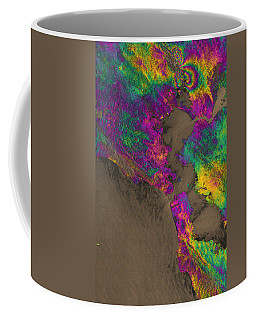 Coffee Mug featuring the photograph Napa Valley Earthquake, 2014 by Science Source